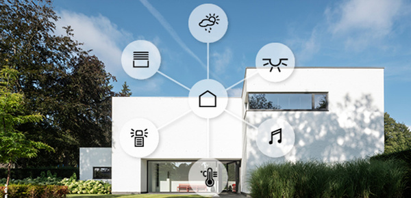 JUNG Smart Home Systeme bei EHS GmbH in Eschborn